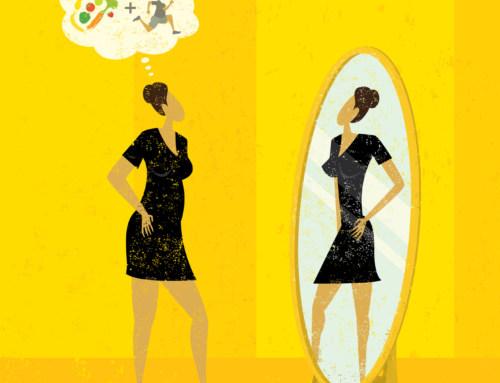 Das Spiegelbild: Wie unser innerer Kritiker am Selbstbewusstsein nagt